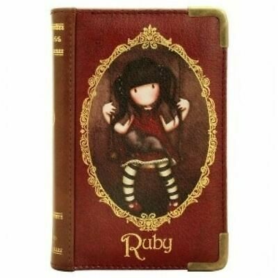 Santoro Gorjuss Chronicles Wallet - Ruby