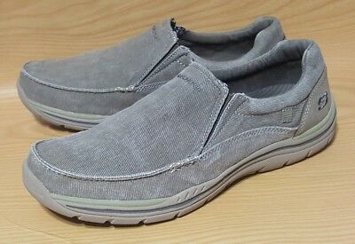 canvas skechers slip on mens Sale,up to