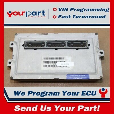 VIN PROGRAMMING SERVICE 98-03 Dodge Durango 5 9L Ecu Ecm Pcm Engine Computer