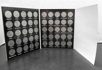 Fifty State Quarters Collection 1999 - 2008 Proudly Made in the USA!