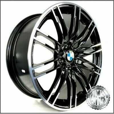 Power Bd 4 Alloy Wheels Differentiated 19 X Bmw Z3 Z4 X3 X5 E53 Made In Italy
