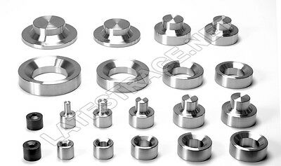 Dimple dies set 0.5 1.0 1.5 tool offroad fabrication drift race car 4x4 jeep