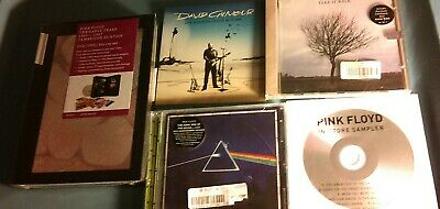 Dark Side of the Moon SACD by Pink Floyd & Early Years 65-67~Promos~Single