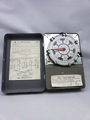 Paragon Electric 7007-0 40 Amp 7 Day Timer - Used? Maybe - Priority Mail Ship