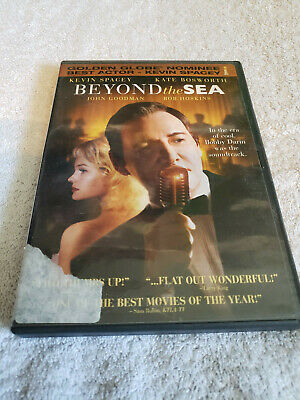 Beyond the Sea DVD - Kevin Spacey