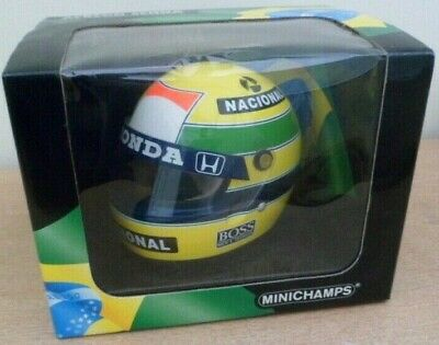 Ayrton Senna Minichamps 1/2 Scale Racing Helmet 1988 World Champion