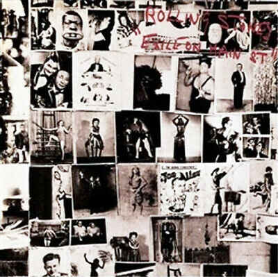 The Rolling Stones - Exile on Main Street CD NEW