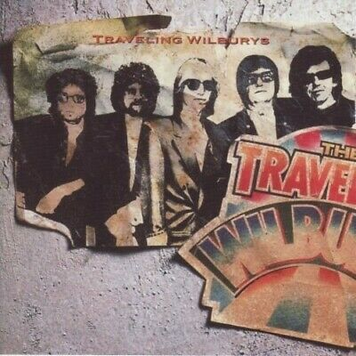 The Traveling Wilburys - Traveling Wilburys, Volume 1 (Bonus Tracks) CD NEW