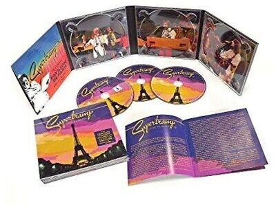 Supertramp - Live In Paris '79 (3 Disc, CD + DVD, Deluxe Edition) CD NEW