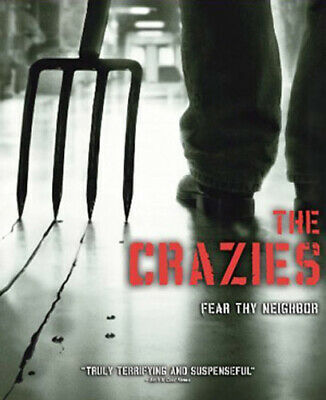 The Crazies (2010 Timothy Olyphant) BLU-RAY NEW