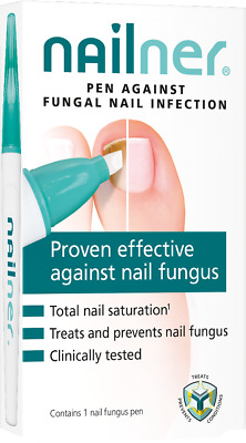 Nailner Fungal Nail Infection Pen 4ml - Fungal Nail Infection - Exp 2021