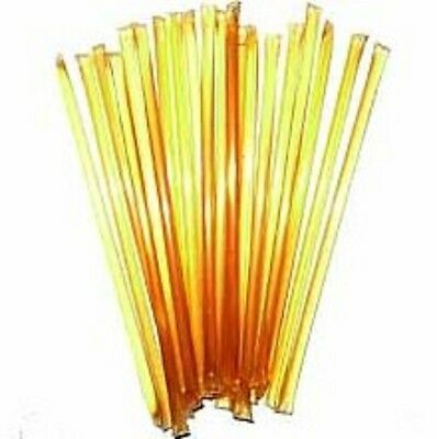 Papaya flavour Honey Straws - For sugar gliders and small animals