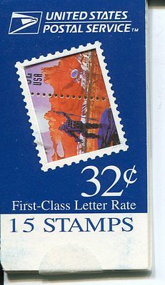 USA Scott BK274 3238-42 Space Discovery Makeshift Booklet of 15 1998, NH US