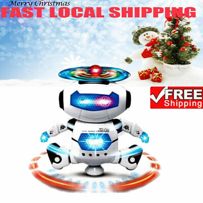 0Toys For Boys Robot Kids Toddler Robot 3-9 Year Old Boys Smart Toy holiday gift