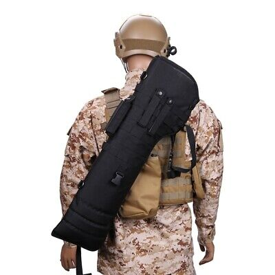 Long Gun Protection Carrier Tactical Rifle Scabbard Army Military Holster bag
