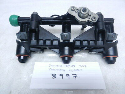 Yamaha Mt-09 2015 Secondary Injectors   (8997)