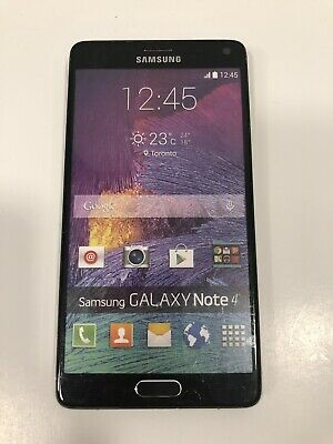 Samsung Galaxy Note 4 - Dummy Phone - Non-working - Display Toy Demo Android