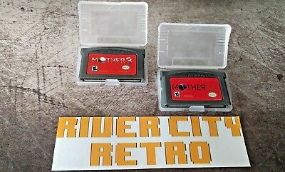 Mother 1 & 2 and Mother 3 (Nintendo Game Boy Advance) GBA Games Fan Translations