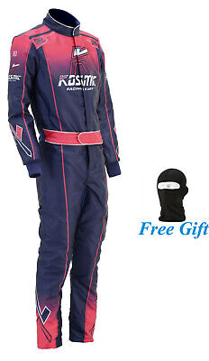 KOSMIC Go Kart Racing Suit CIK/FIA Level 2 Approved includes Free Gift