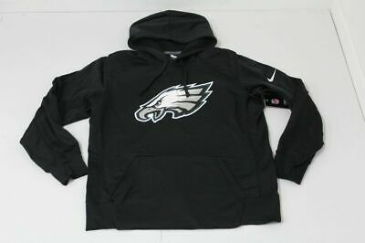 size 40 7ac7a 49d5a NFL NIKE THERMA Men's Large Philadelphia Eagles Hoodie