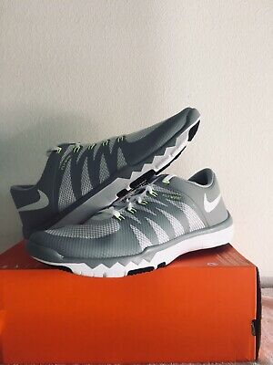 new product 160c7 ad090 NIKE FREE TRAINER 5.0 V6 Men's Running Shoes (719922-100) Size 12