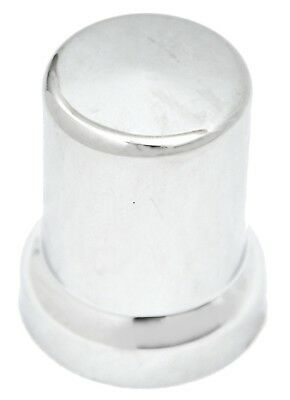 "lug nut covers 60 33MM flat top cylinder 3 1//2/"" plastic push on for Kenworth PB"