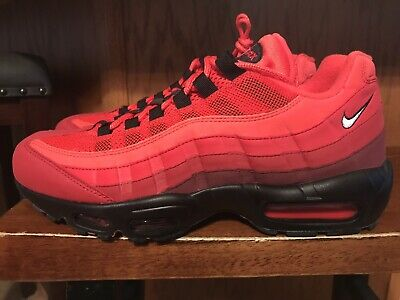 buy online 69b7e fd3c8 ... nike air max 95 og habanero red white sz10 at2865 600 170.00 picclick