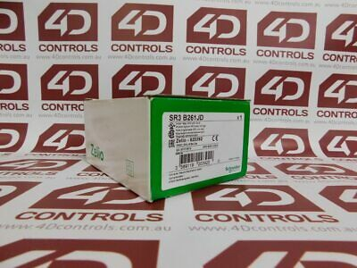 Schneider SR3B261JD Zelio Logic Module - New Surplus Open