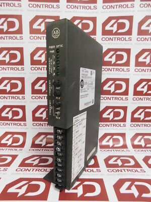 Allen Bradley 1771-AF1 Fiber-Optic Converter Module - Used - Series B