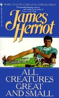 All Creatures Great and Small, Herriot, James, Good Condition, Book