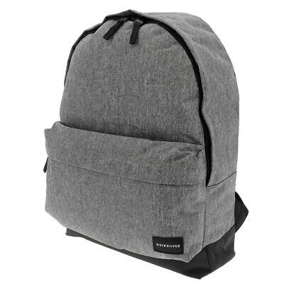 Sac à dos collège Quiksilver Everyday poster m grc Gris 59678 - Neuf
