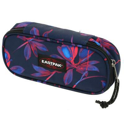Trousse à crayons Eastpak Oval single glow pink Rose 70665 - Neuf