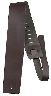 """2/"""" Wide 58/"""" Long Le Perris Leathers LPCP-8015 ACDC Licensed Guitar Strap 39/"""""""