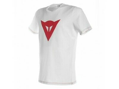 T-Shirt Dainese Speed Demon Lady Bianco Rosso
