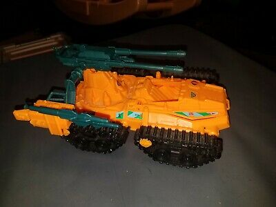 GI Joe Paralyzer MISSILE rocket Vtg part 1991 accessory g.i