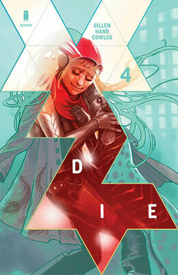 DIE (2018) #4 - Cover A - New Bagged