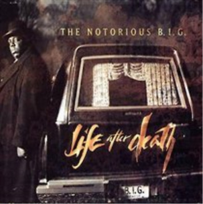 The Notorious B.I.G.-Life After Death CD NUEVO