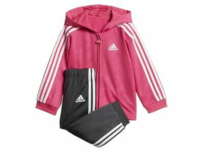 adidas I Shiny Fzhd J Kinder Trainingsanzug DJ1578