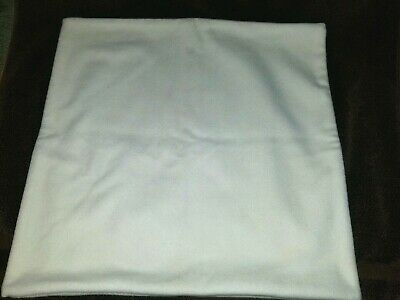 9c9b2650fa2 Pottery Barn Ivory Wool  cashmere Blend Solid Throw Pillow Case 20 ...