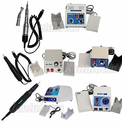 Marathon Micro motor Micromotor Dental Lab Polisher 35K/45K rpm Handpiece K-UK