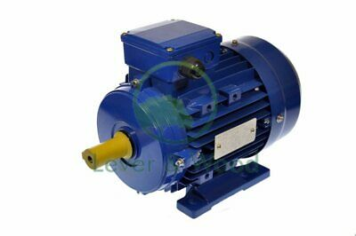 Electric Motor 1.1Kw 3000 RPM  3 Phase 80 Frame B3 B5 B14 B35 B34 mounting