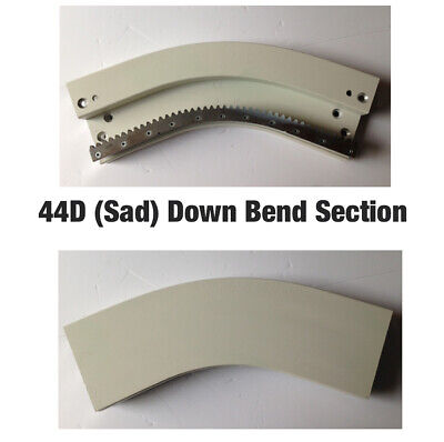 Acorn Brooks 80 180 Curved Stairlift Track Rail Section Part 44D Down Bend