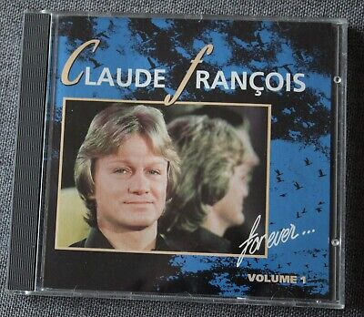Claude François, for ever volume 1 - best of, CD