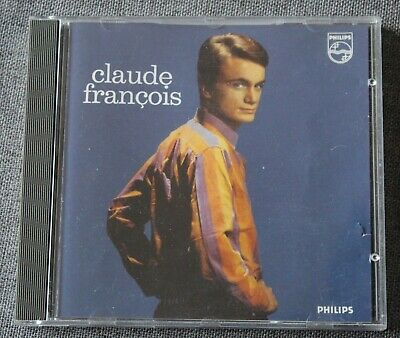 Claude François, 62/69, best of Dial 26 titres, CD