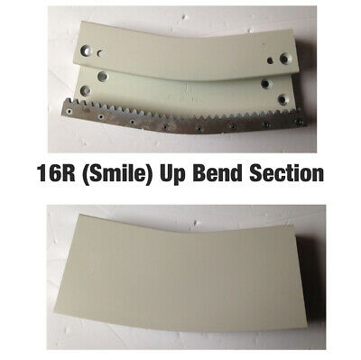 Acorn Brooks 80 180 Curved Stairlift Track Rail Section Part 16R Up Bend