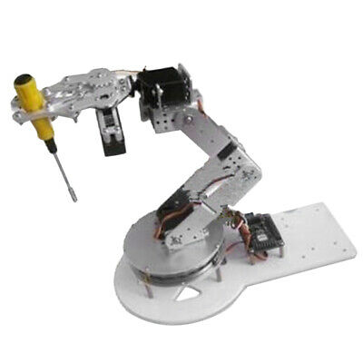 Metal Mechanical Robot Arm Clamp Claw DIY Kits Manipulator for Robotics