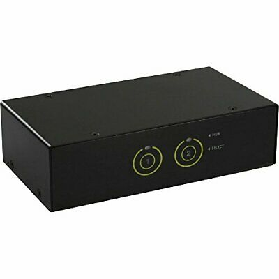 InLine 62622I Desktop KVM Switch with Audio 2Port, HDMI, USB 3.0Hub