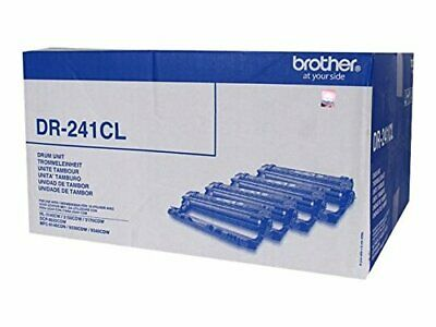 Brother DR241CL Drum Unit, Brother Genuine Supplies