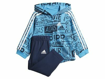 adidas I Graph Fz Hd J Kinder Trainingsanzug  DV1246