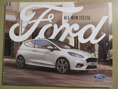 Catalogue Auto : Ford : All-New Fiesta  03/2017